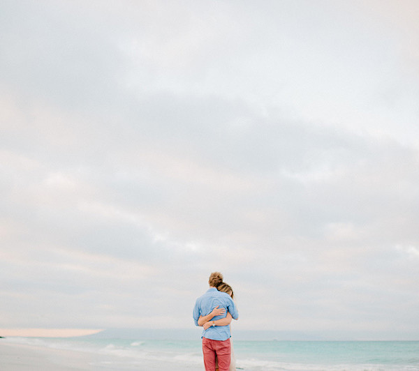 Engagement Shoot on the Beach in Cape Town