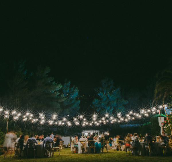Rustic Destination Wedding in Ibiza